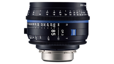 ZEISS CP.3 85mm Compact Prime T2.1 - Imperial, PL Mount