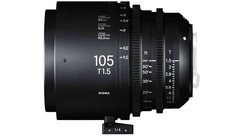 Sigma 105mm T1.5 FF High Speed Prime - Imperial, PL Mount