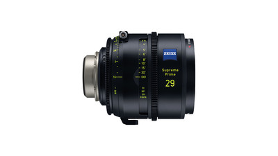 ZEISS 29mm Supreme Prime T1.5 - Imperial, PL Mount