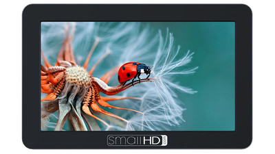 "SmallHD FOCUS 5"" On-Camera Monitor with Tilt Arm"