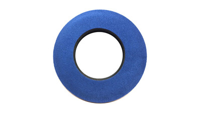 Bluestar Round Large Microfiber Viewfinder Eyecushion - Blue