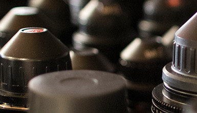 Intro image for article AbelCine Tech Tips for Cleaning, Handling and Storing Cine Lenses
