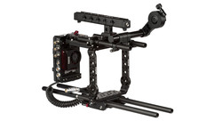 Tilta ARRI ALEXA Mini Camera Rig with Power Distributor - Gold Mount