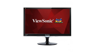 "24"" Viewsonic VX2452mh Full HD VESA Mountable LCD Monitor"