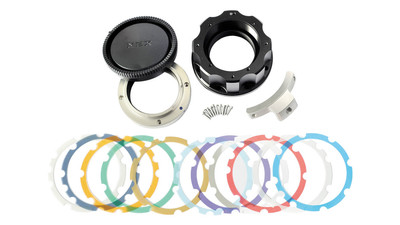 ZEISS IMS Interchangeable E Mount Set for CP.2: 15mm T2.9, 35mm T1.5, 50mm T1.5, 50mm T2.1, 85mm T1.5 & 85mm T2.1