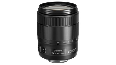 Canon 18-135mm f/3.5-5.6 IS USM Zoom - EF-S Mount