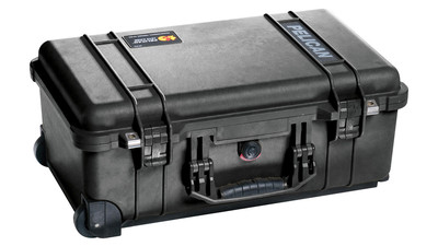 Pelican 1510 Case with Dividers - Black