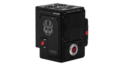RED EPIC-W with Helium 8K S35 Sensor