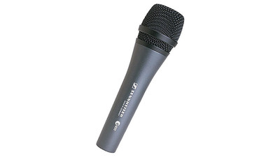 Sennheiser e835 Handheld Cardioid Dynamic Microphone with Clamp