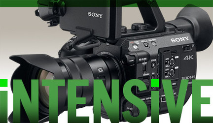 Sony FS5 Intensive Workshop