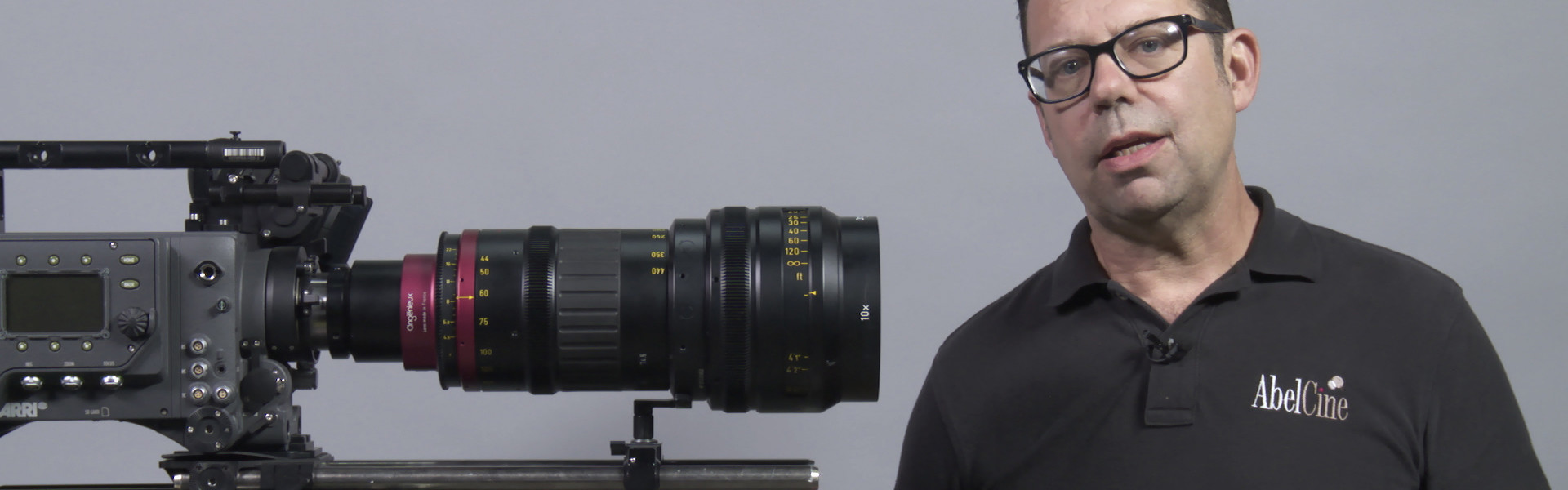 Header image for article At the Bench: Angenieux Optimo Anamorphic 44-440 A2S Zoom