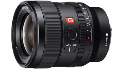 Sony 24mm f/1.4 GM Prime - E Mount
