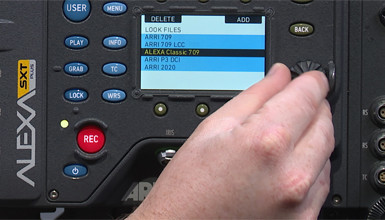 At the Bench: ARRI ALEXA SXT
