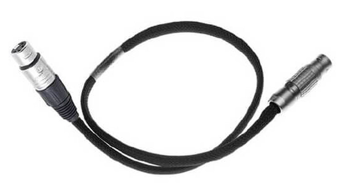 ARRI K2 0010473 Camera Power Cable for Artemis | Cables