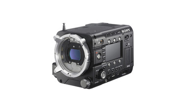 Sony PMW-F5 CineAlta 4K Camera w/ 4K Internal License