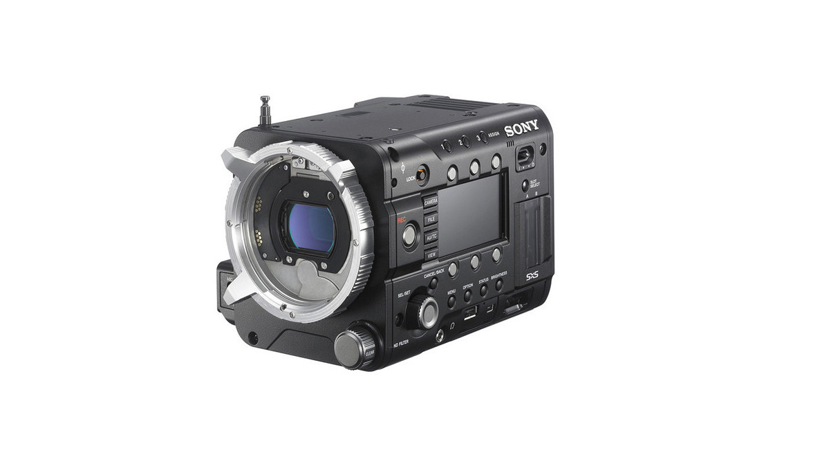 Sony CineAlta F5 Camera Driver