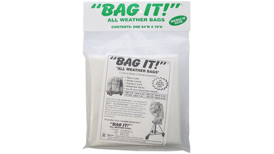 """Bag It!"" All Weather Bag - 84"" x 70"""