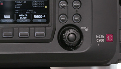 Intro image for article First Look: Canon C700 FF