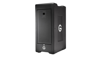 G-Technology G-SPEED Shuttle XL Thunderbolt 2 64000 (8x 8TB)