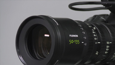 Intro image for article At the Bench: Fujinon MK50-135 Lens