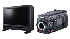 Canon Cinema EOS C700 Camera and DP-V1710 UHD 4K Reference Display Bundle
