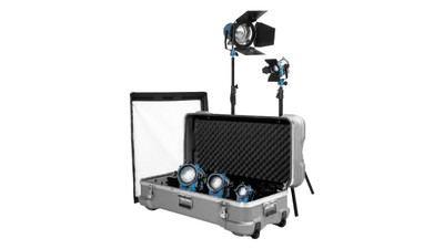 Arri Soft Bank IV Light Kit (1K,1-650W, 1-300W ,2-150W)