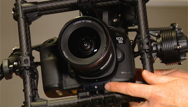 Intro image for article At the Bench: Freefly Systems MōVI M5