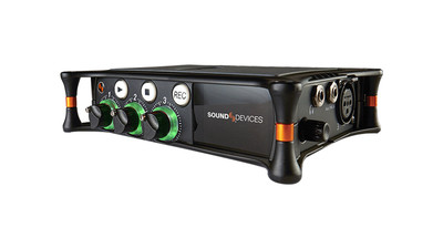 Sound Devices MixPre-3 Audio Recorder/ Mixer / USB Audio Interface
