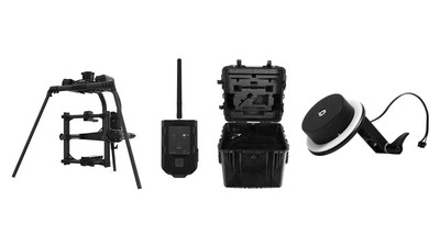 Freefly Systems MōVI Pro Aerial Bundle (MoVI Pro + Case + Bush Pilot)