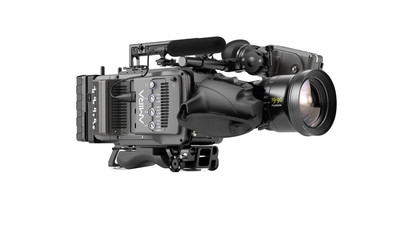 ARRI AMIRA Premium ENG-Style Digital Cinema Camera with 4K UHD 4444 ProRes, 200 fps, Log C