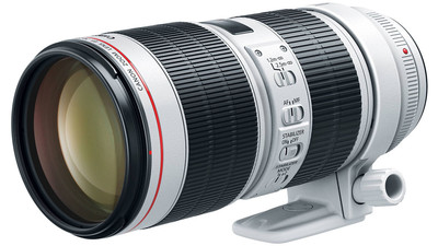 Canon 70-200mm f/2.8 L IS III USM Zoom - EF Mount