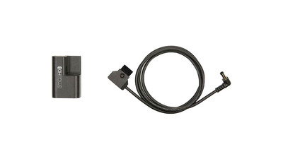 SmallHD Power Kit DCA5 LP-E6 to D-Tap Adapter