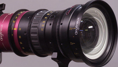 Intro image for article At the Bench: Angenieux Optimo Anamorphic 30-72mm A2S Zoom