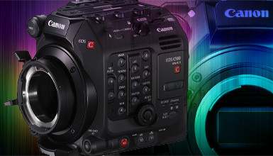 Intro image for article First Look: Canon C500 Mark II Camera