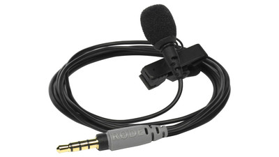 RODE smartLav Wearable Microphone for Smartphones