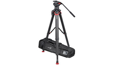 Sachtler System DV 12 FT MS with flowtech 100 Tripod