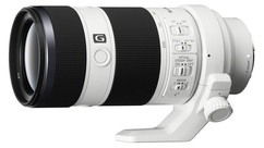 Sony 70-200mm Full Frame Zoom G Lens f/4 - E-Mount