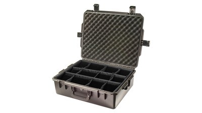 Pelican iM2700 Storm Case with Padded Dividers - Black