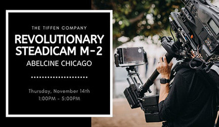 Revolutionary Steadicam M-2