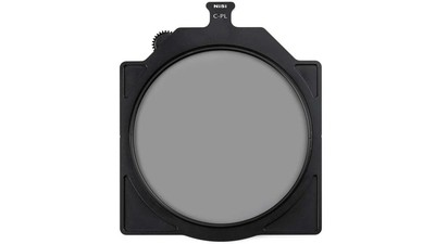 "NiSi Cinema 4"" x 5.65"" Rotating CPL Filter"