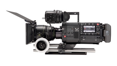 Panasonic VariCam 35 4K S35mm PL-mount Camera AU-V35C1