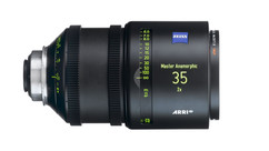 ARRI / ZEISS 35mm Master Anamorphic Prime LDS T1.9 - PL Mount