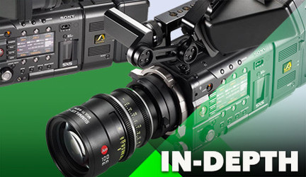 In-Depth: Sony F5 / F55