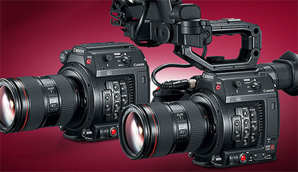 An Evening with the Canon C200