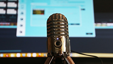 Intro image for article The Best Podcasts for Filmmakers