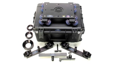 Dana Dolly Universal Rental Kit with Custom Flight Case