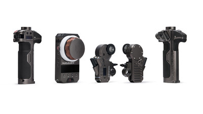Tilta Nucleus-M 2-Axis Wireless Lens Control System
