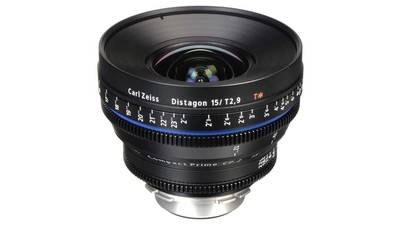 ZEISS CP.2 15mm 2.9 T* Compact Prime - Imperial, PL