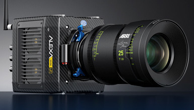 Intro image for article ARRI Announces ALEXA Mini LF Camera