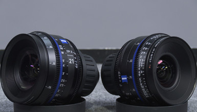Intro image for article At the Bench: ZEISS Compact Prime 3 and the Compact Prime 3 XD